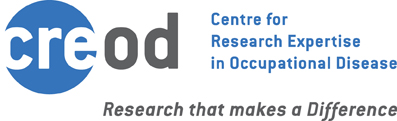 Centre for Research Excellence in Occupational Disease logo